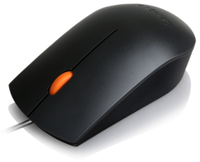 Lenovo 300 USB Optical Mouse