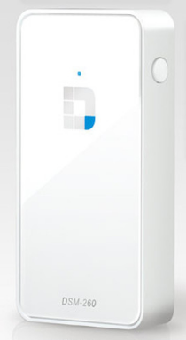 D-Link DSM-260 Wireless Media Streamer