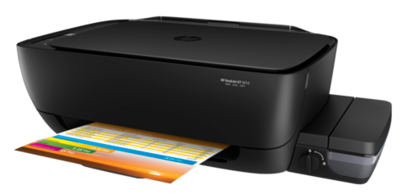 HP GT5811 Color All in One Ink Tank Printer, PSC, D