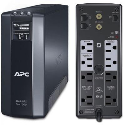 APC BR1000G-IN 1KVA Battery Backup UPS