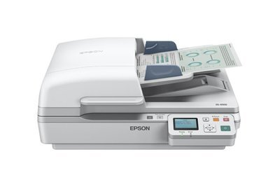 Epson WorkForce DS-6500 Color Document Scanner, Duplex, ADF
