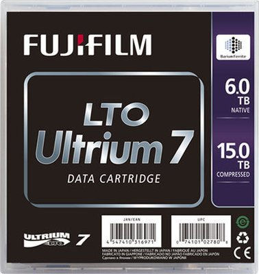 Fujifilm LTO 7 Ultrium Data Cartridge