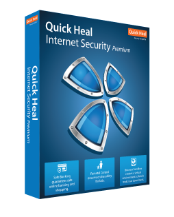 3 User, 1 Year, Quick Heal Internet Security