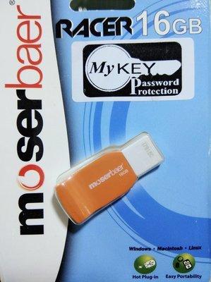 Moserbaer 16GB Pen Drive, Racer, 2.0