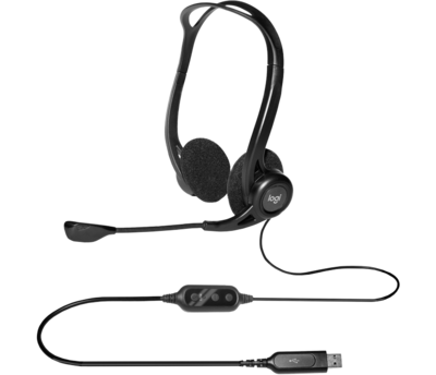 Logitech H370 Headphone