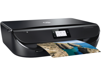 HP 5075 Color All in One Inkjet Printer, PSC, P, W, D