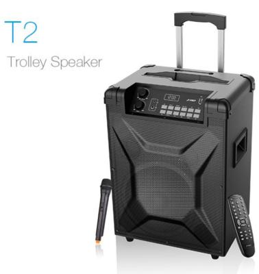 F&D T2 Trolley Multimedia Speakers, Bluetooth, FM, AUX, USB