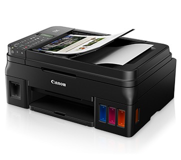 Canon G4010 Color All in One Ink Tank Printer (PSC|F|A|W) 15350 HSN:84433100
