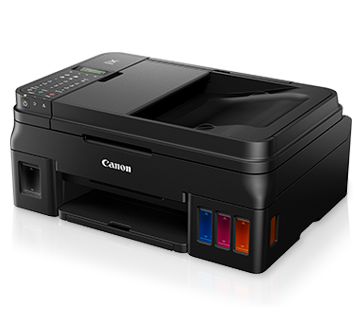 Canon G4010 Color All in One Ink Tank Printer (PSC|F|A|W)
