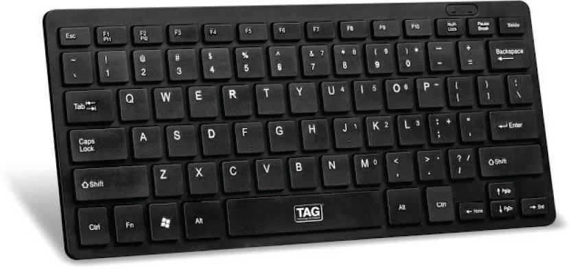 TAG Mini Chocolate Keyboards (Black) 880341 HSN:8471