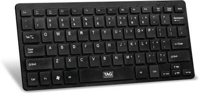 TAG Mini Chocolate Keyboards, Black