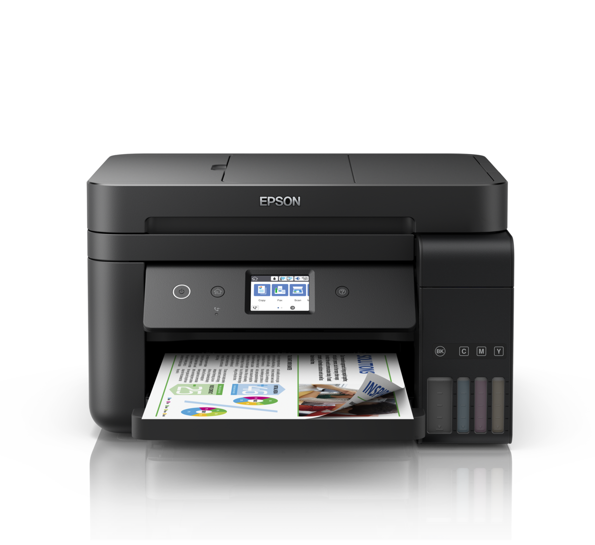 Epson L6190 Wi Fi Duplex All In One Ink Tank Printer With Adf Mainboard L805 Wifi