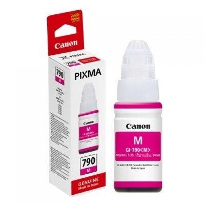 Canon ink Bottle, GI 790, Magenta, 70ml