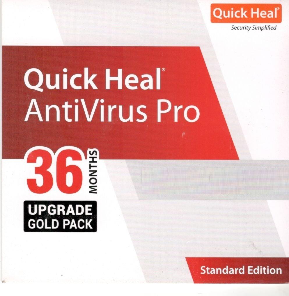Renewal 5 User 3 Year Quick Heal Antivirus Pro Mcafee Internet Security