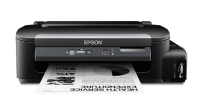 Epson M100 Single Function Ink tank Printer