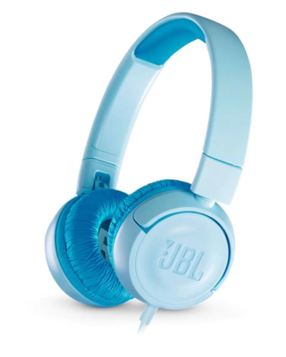 JBL JR-300 Junior On-ear Headphone, Blue
