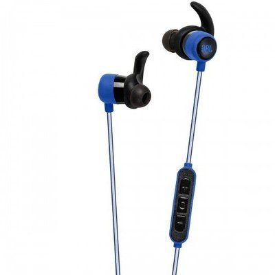 JBL-Reflect Mini BT In-Ear Wireless Sport Headphones, Blue