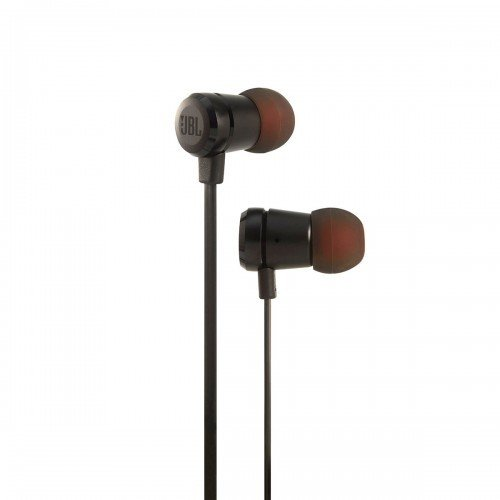 040eb3a6703 JBL T290 In-Ear Headphones with Mic, Black, Rs.1180