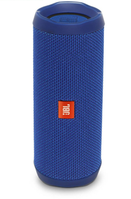 JBL Flip 4 Waterproof Portable Bluetooth Speakers, Blue