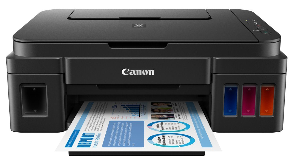 Canon G2012 All in One Ink Tank Printer, PSC