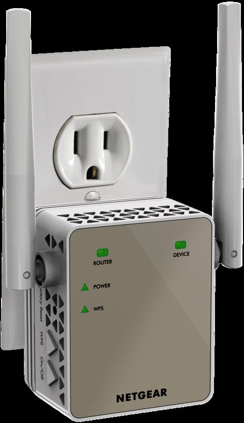 Netgear EX6120 AC1200 WiFi Range Extender, Rs 3584