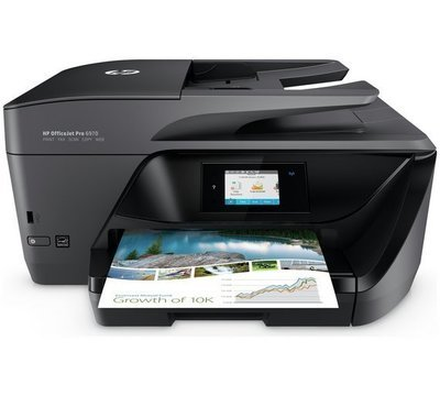 HP OfficeJet Pro 6970 Color All-in-One Printer