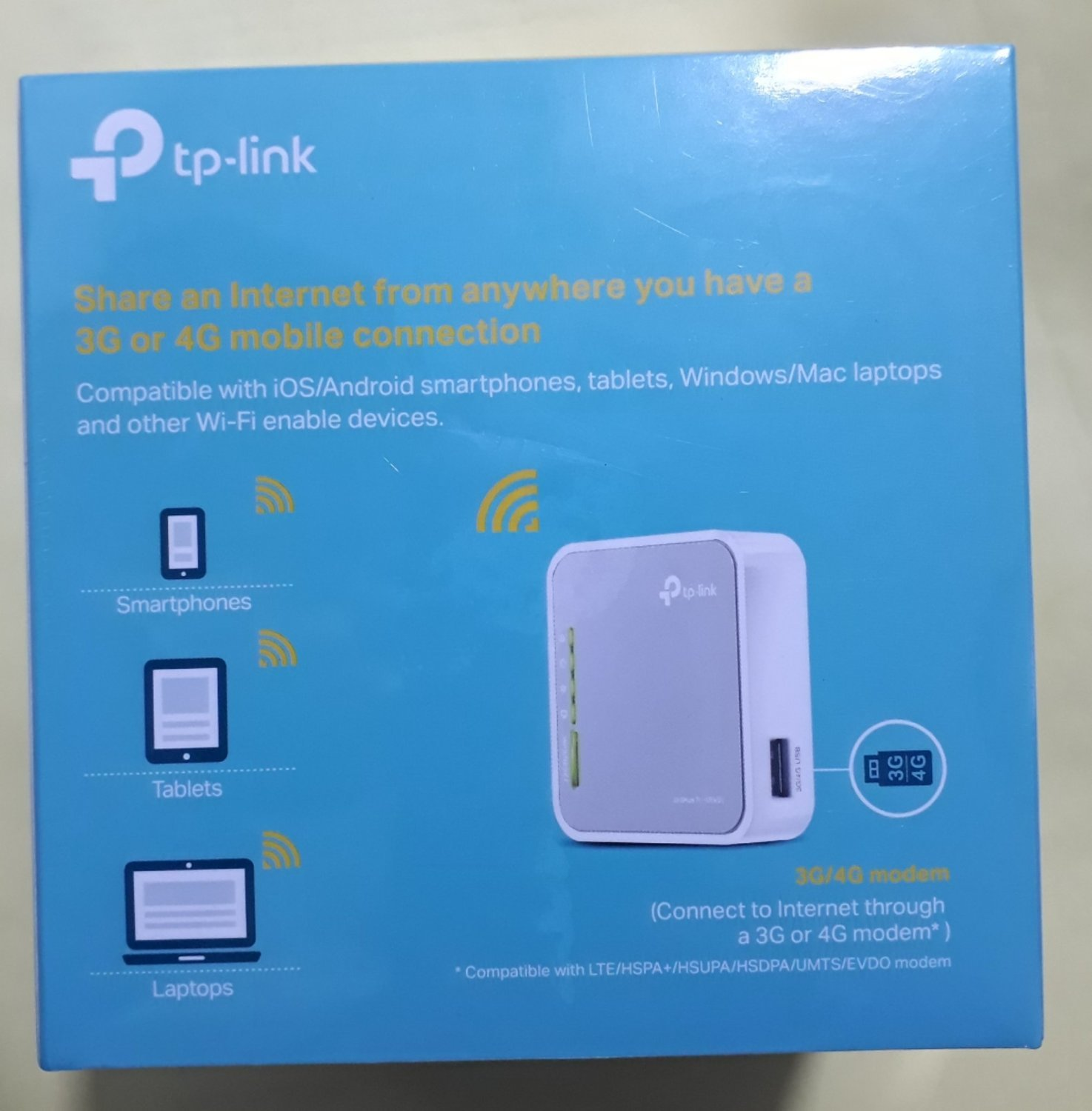 TP-Link MR3020 Wireless Router, WAN, 3G/4G, Rs 1177