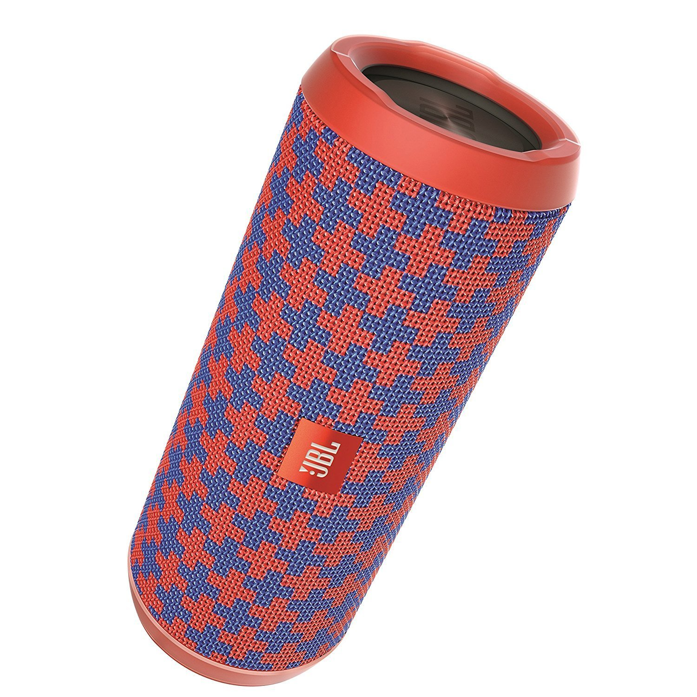 JBL Flip 3 Waterproof Special Edition Bluetooth Speaker, Malta