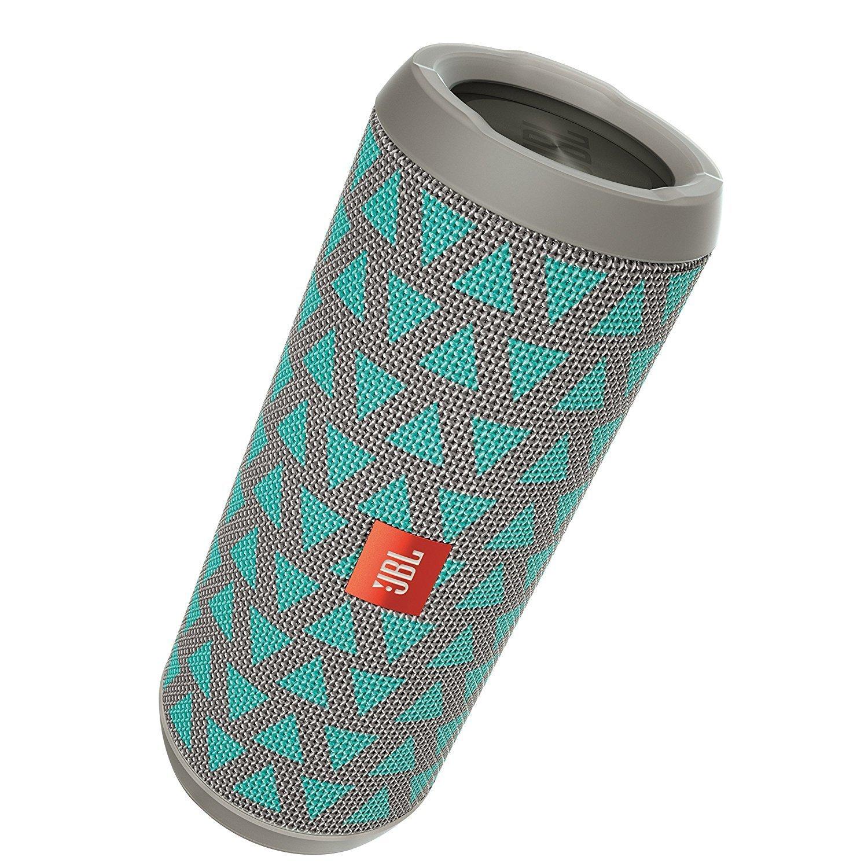 JBL Flip 3 Waterproof Special Edition Bluetooth Speaker, Trio