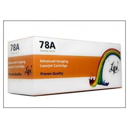 Lipi 78A Black Toner Cartridge (CF278A) 880816 HSN:8443