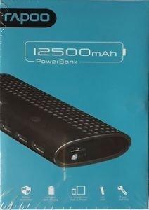 Rapoo 12,500mAh Power Bank (P120) 880811 HSN:8507