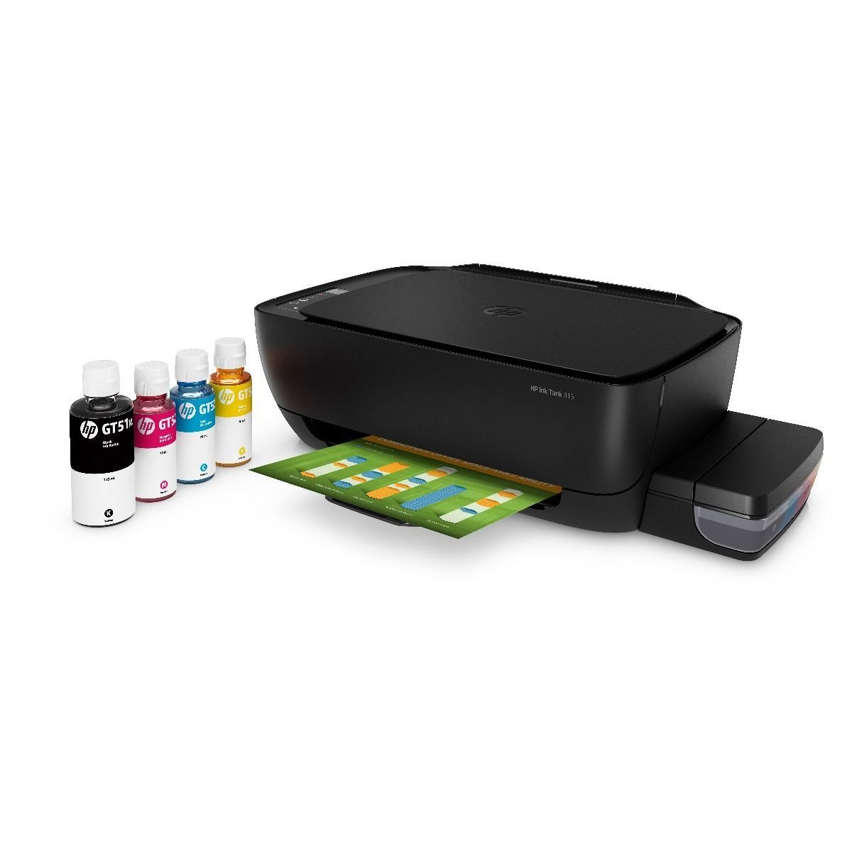 HP 315 Color All In One Ink Tank Printer, Rs 8670
