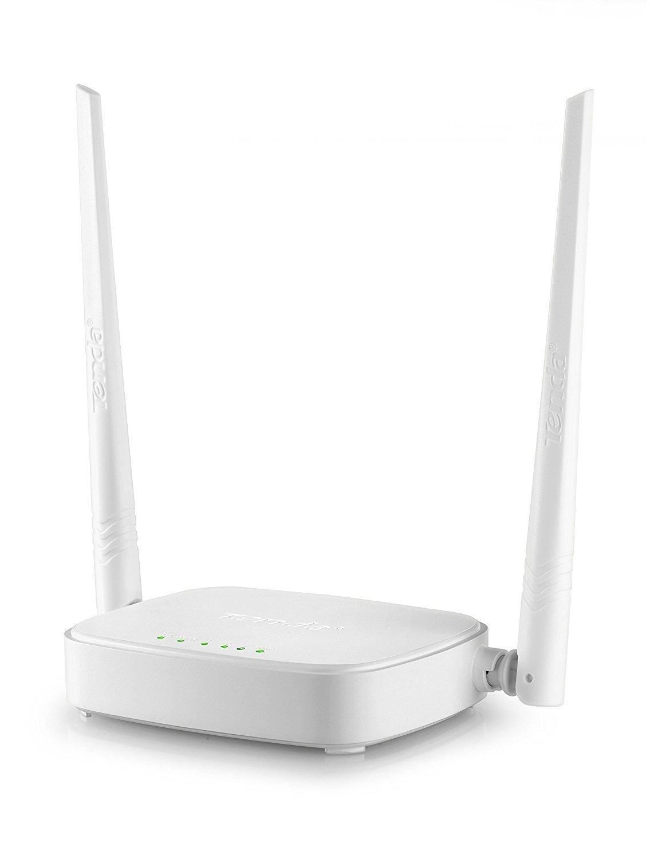 Tenda N301 Wireless-N300 Easy Setup Router N301 HSN:8517
