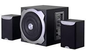 FD A520 2.1 Multimedia Speakers