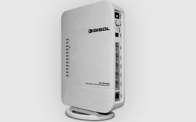 Digisol DG-VG4300NU Wireless VDSL2/ADSL2 Router