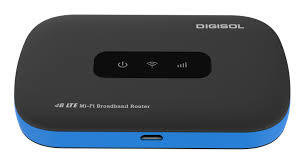 Digisol DG-HR1070MSE 4G Mi-Fi Portable Broadband Router