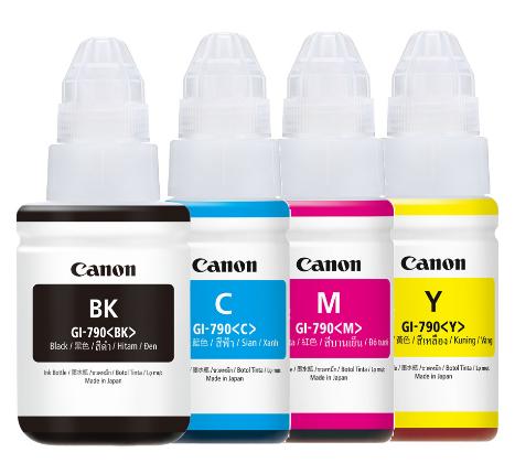 Canon ink Bottle Original GI-790 GI-790 HSN:32151190