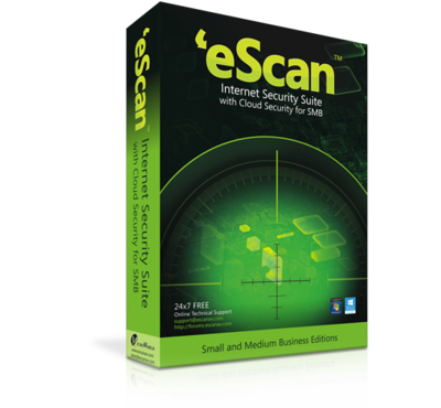 10 User, 1 Year, eScan Internet Security, V-14.x