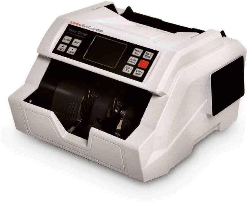 Kores Easy Count 452 Note Counting Machine