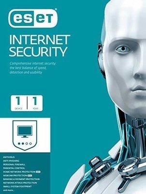 1 User, 1 Year, Eset Internet Security