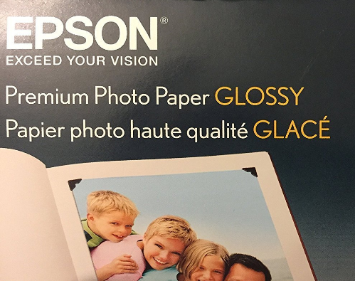 Epson 4 X 6 Photo Paper, 400 Sheets C13S042021 HSN:48022090