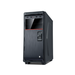 iball ATX Cabinet Axton With Smps