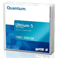 Quantum LTO 5 Data Cartridge
