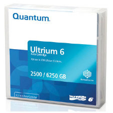 Quantum LTO 6 Ultriumm Data Cartridge