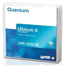 Quantum LTO 6 Ultriumm Data Cartridge