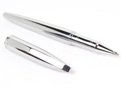 Jinhao 156 Full Chrome Designer Metal Body With Chrome Clip Roller Ball Pen