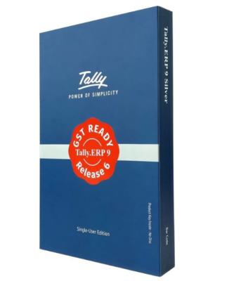 Tally ERP 9 Silver Single User