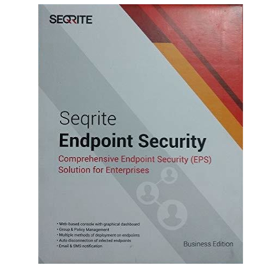 10 User, 3 Year, Seqrite Endpoint Security, Business Edition