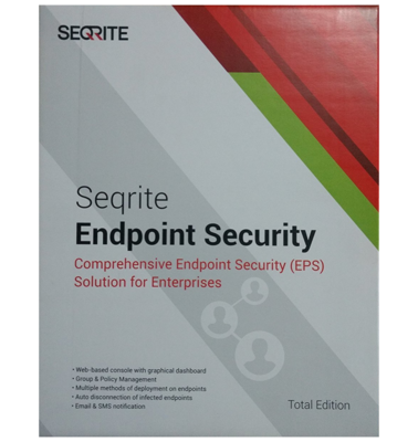 10 User, 3 Year, Seqrite Endpoint Security, Total Edition