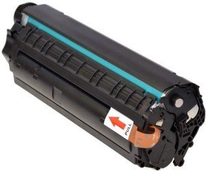 LT 12A Toner Cartridge, Black LT-Q2612A-BP HSN:84439959